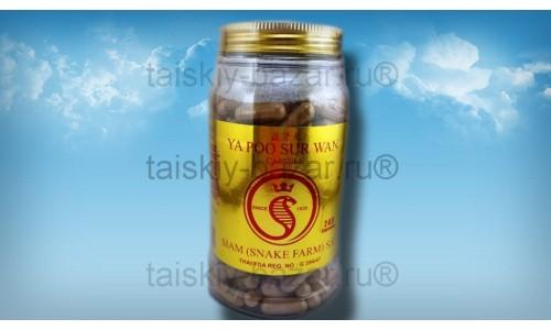 Золотая серия - Змеиный препарат для лечения заболеваний мочеполовой системы