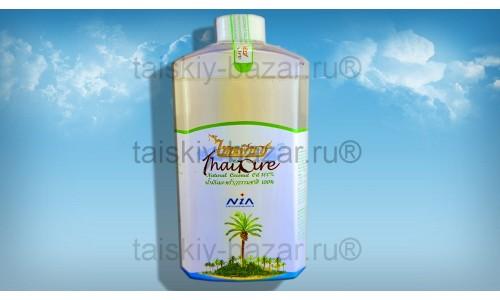 Кокосовое масло холодного отжима 1 литр
