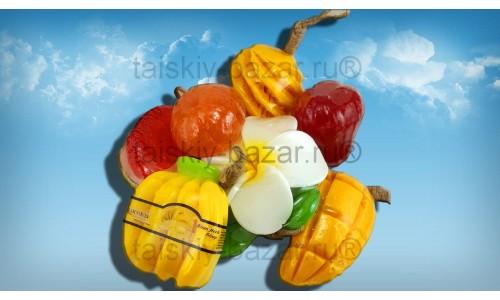 Тайское фруктовое мыло