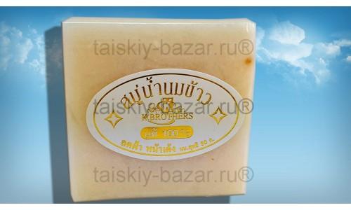 Безсульфатное мыло жасминовый рис