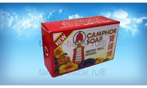 Камфорное безсульфатное мыло