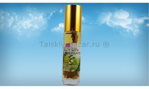 Тайский ингалятор с бергамотом