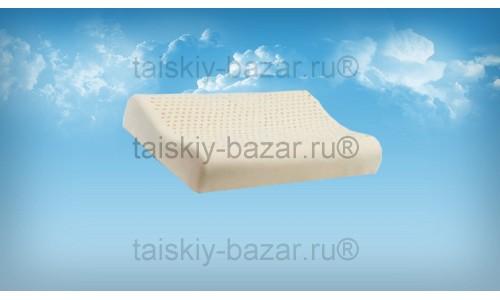 Латексная подушка Контурная Массажная